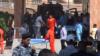 جرحى المواجهات بين القوات العراقية ومعتصمي الحويجة ينقلون الى مستشفى كركوك
