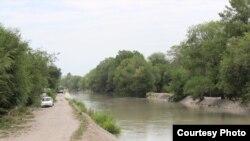 Большой Чуйский канал.