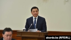 Аким Нур-Султана Алтай Кульгинов.