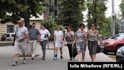 În Chişinău