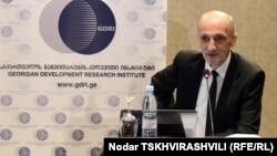 Эксперт Гия Хухашвили