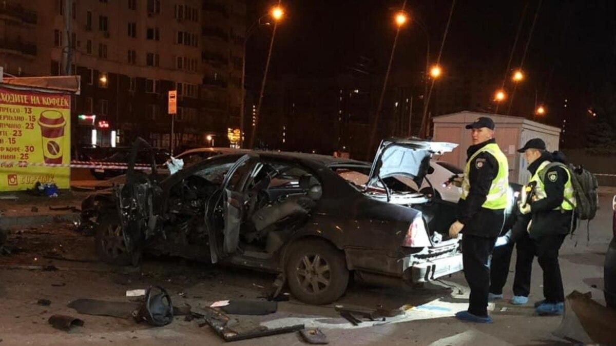 В Украине осудили двух россиян, которые пытались взорвать авто разведчика €? прокуратура