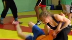 Wrestling Moldovan Mom Struggles To Get To Rio