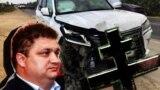 Сергей Бейм признал, что был за рулем Lexus во время ДТП
