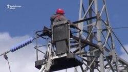 Обновление линий электропередачи в Бендерах