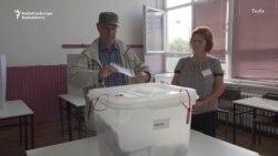 Voters Go To Polls Across Bosnia-Herzegovina