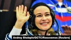Российская актриса Юлия Пересильд