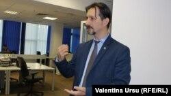 Ministrul economiei Sergiu Gaibu