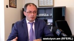 Заместитель председателя Центробанка Вахтанг Абраамян