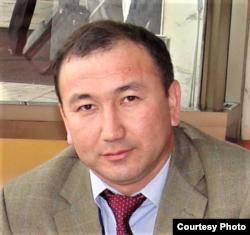 Марат Башимов, глава Экспертного института европейского права и прав человека. Фото из личного архива