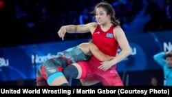 Жамиля Бакбергенова (до 72 килограммов) проиграла в финале Масако Фуруичи из Японии