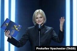 Російська співачка Ірина Круг