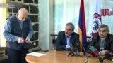 Ermənistanlı partiya lideri deyir ki, Dağlıq Qarabağ Ermənistana qatılmalıdır