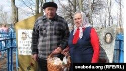 Софья Ключынская з мужам Мікалаем