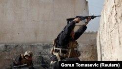 Ирак армиясынын жоокерлери, 28-февраль, 2017-жыл.