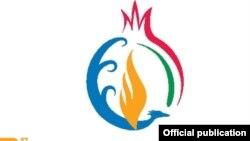 Azərbaycan-Baku 2015 logo