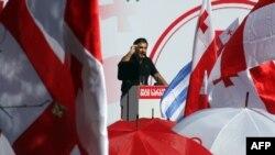 """В последнее время """"Национальное движение"""" пытается убедить своих сторонников в европейских структурах в том, что в Грузии идет массовое политическое преследование сторонников этого движения"""