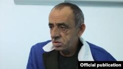 Azerbaijan - Sargis Ananian, an Armenian civilian detained by Azerbaijani authorities, 1Sep2014.