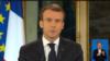 Emmanuel Macron, 10 decembrie 2018.