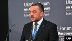 Исполняющий обязанности генерального прокурора Украины Олег Махницкий.