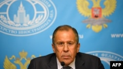 The plan for Syria to hand over its chemical weapons was proposed by Russian Foreign Minister Sergei Lavrov.