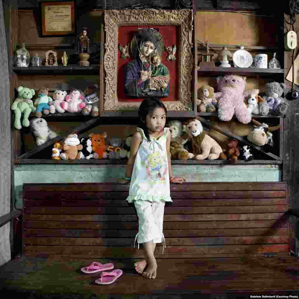 Аллена из Эль-Нидо, Филиппины.