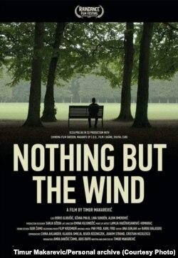 Poster filma Ništa, samo vjetar