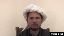 Ikrom Khalilov, a former imam in Shahrinav district detained as an IMU member in 2015.