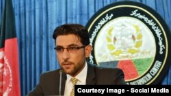 محی الدین نوری سخنگوی وزارت معادن و پترولیم افغانستان