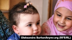 Дочери Сервера Мустафаева Наджие и Джемиле