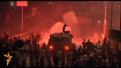 Демонстрації і сутички в Каїрі
