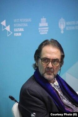 Directorul Artexim, Mihai Constantinescu, organizatorul Festivalului Enescu, timp de 31 de ani, neîntrerupt