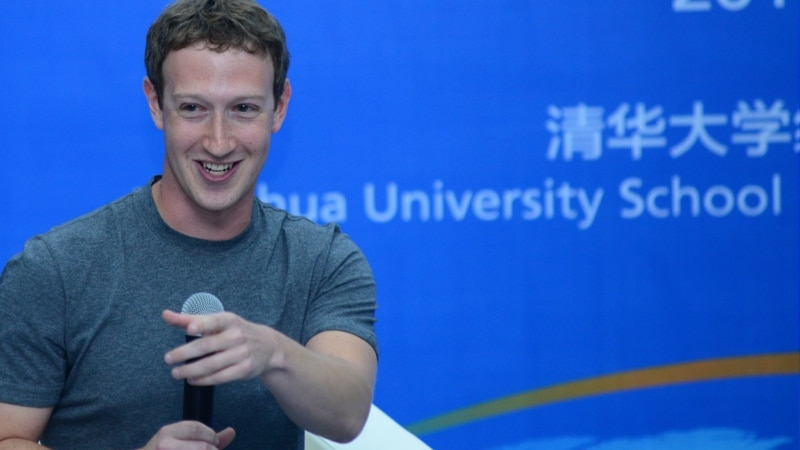 Цукерберг заговорил по-китайски
