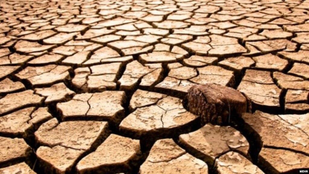 کاهش میزان بارندگی و هشدار در مورد شیوع بیماریها به دلیل کمبود آب