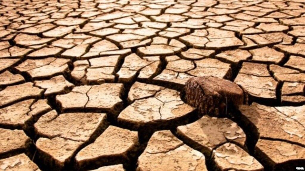 ۹۵ درصد مساحت ایران در معرض خشکسالی قرار دارد