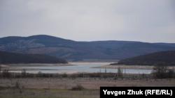 Вода для Севастополя: наполнили ли осадки Чернореченское водохранилище? (фотогалерея)