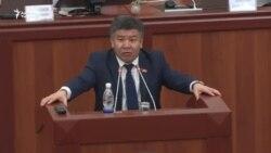 Шыкмаматов: Конституциянын эң ыйык беренеси бузулууда