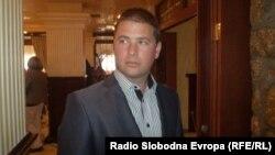 Христијан Ковачевски од здружението за рурален развој и заштита на животна средина Парумба од Струга