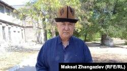 Темирлан Сманбеков.