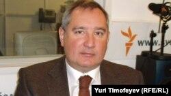 Ресей премьер-министрінің орынбасары Дмитрий Рогозин.