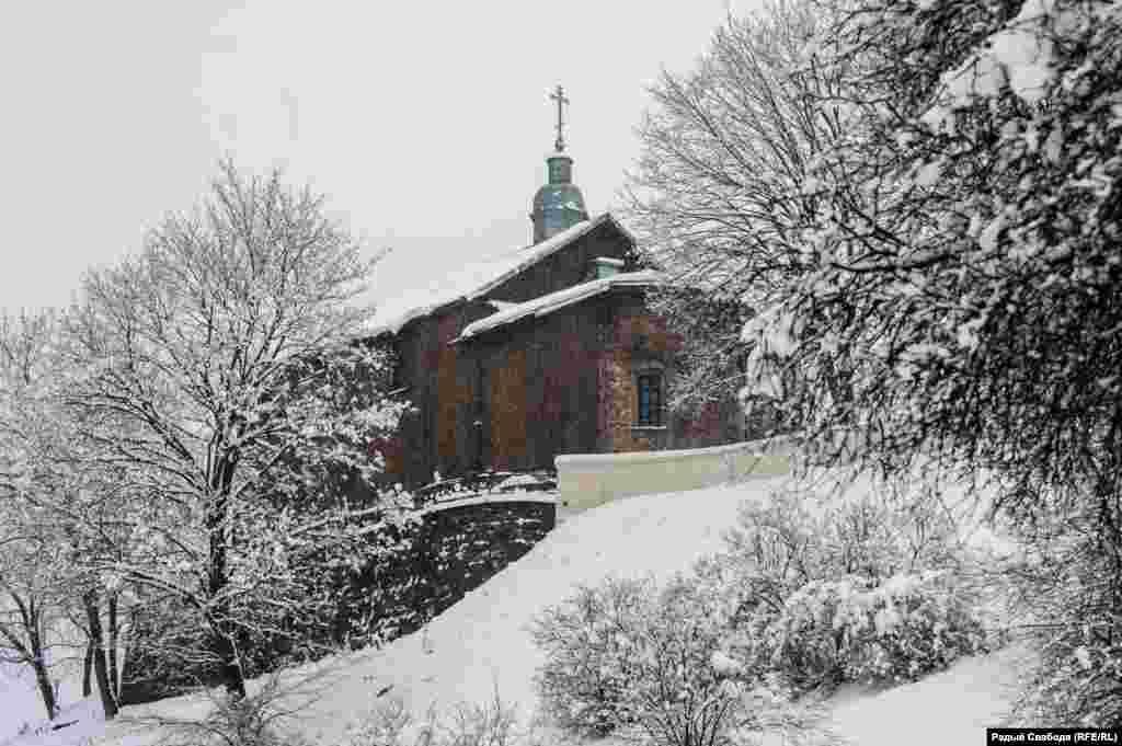 Belarus - Hrodna, Horadnia, Grodno, winter, Jan2021