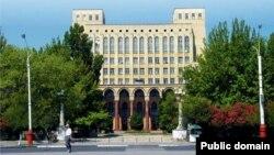 Azerbaýjanyň Milli Ylymlar akademiýasy (AMEA).
