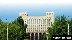Здание Национальной академии наук Азербайджана. Баку, 2007