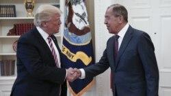 Трамп дар ифшои маълумоти махфӣ ба русҳо муттаҳам мешавад