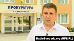Заступник керівника Краматорської прокуратури Аркадій Мєшков
