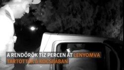 Üzbég rendőrök testkamerás felvételein a halállal végződő letartóztatás