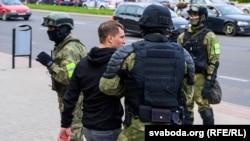 Belarus - Protest march in HRODNA, 13sep2020