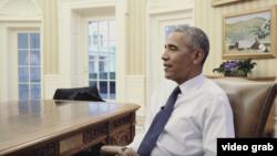 Барак Обама. 10-январь, 2017-жыл