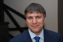 Krasnoyarsk lawmaker Konstantin Senchenko