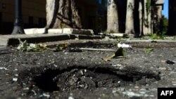 Після обстрілу Донецька 2 жовтня